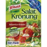 "Knorr ""Salatkrönung"" Salad Dressing with Balsamico and Herbs 5 sachets"