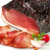 Adler Original Black Forest Ham (Schinken) with Rind 9 lbs.