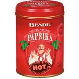 Bende Hungarian Hot Paprika in Tin
