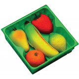 Bergen Mixed Fruit Marzipan Basket