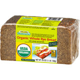 Mestemacher Organic Natural Whole Rye Bread