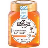 Breitsamer Golden Selection Raw Honey in Jar 17.6 oz