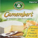 Champignon Allgaeu Bavarian Camembert in Tin