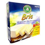 Champignon Bavarian Brie Cheese in Tin 4.5 oz.