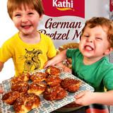 Make Your Own Bavarian-style Pretzel at Home