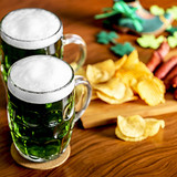 A nod to St. Patrick's Day: Great Ingredients for Green Beer