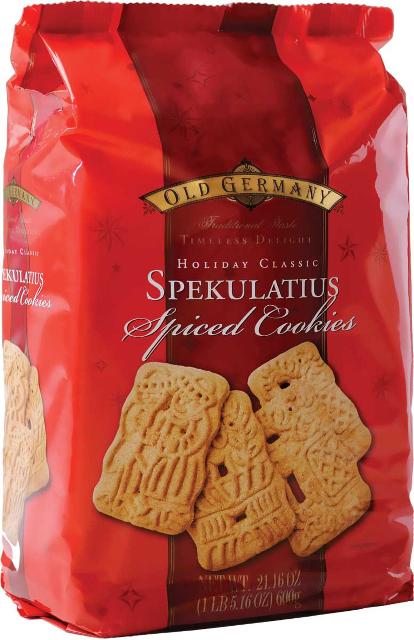 Pertzborn Spekulatius Spiced Cookies Red Cello
