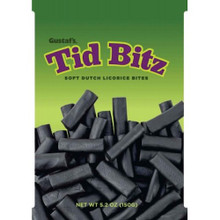 Gustafs Licorice Tid Bits 5.2 oz