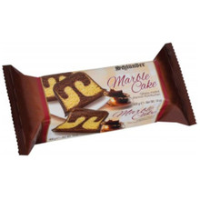 Schluender Marble Cake Chocolate Covered 14 oz