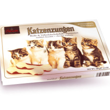 Sarotti Katzenzungen Marbled Chocolate Bites 3.5 oz