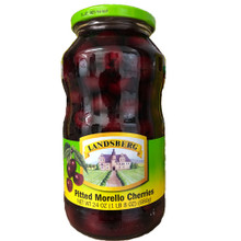 Landsberg Sour Morello Cherries in glas jar 24 oz