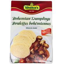 Werners Bohemian Dumplings 8.1oz
