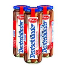 Special Offer! Meica Deutschlaender Sausages, 3 bottles