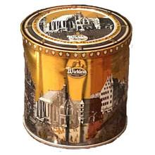 Wicklein Lebkuchen in Silver Tin, 2 sorts  min 14% nuts
