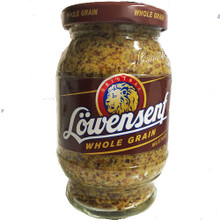 Lowensenf Whole Grain Mustard 9.34oz