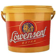 Lowensenf Extra Hot Mustard Pail 11 lbs