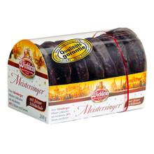 Wicklein Meistersinger Lebkuchen Dark Chocolate 20% Nuts, 7 oz