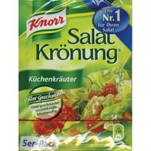 Knorr Salatkroenung Salad Kitchen Herbs 5 sachets