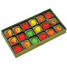 Bergen Mixed Fruit Marzipan Box 8 oz