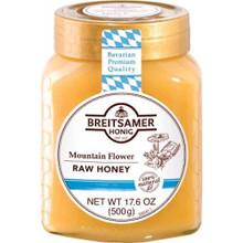 Breitsamer Creamy Mountain Flower Honey in Jar 17.6 oz