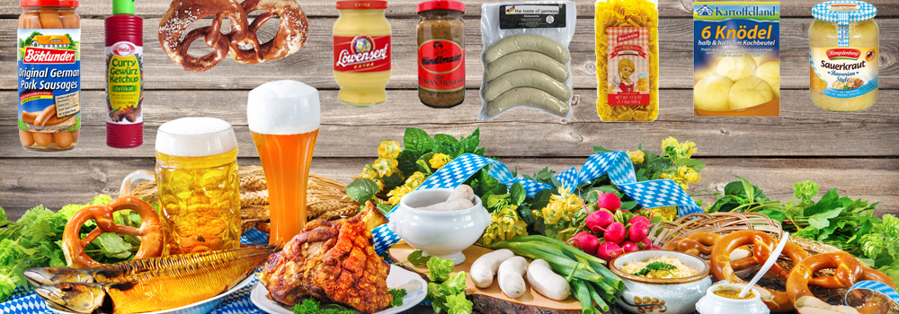 Premium, hard-to-find and new-to-the-market foods, beverages