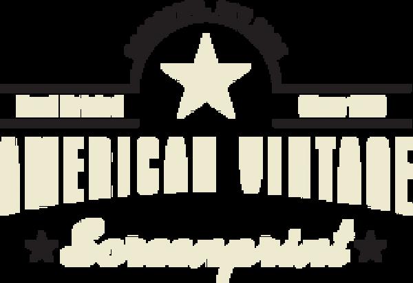 American Vintage Screenprint