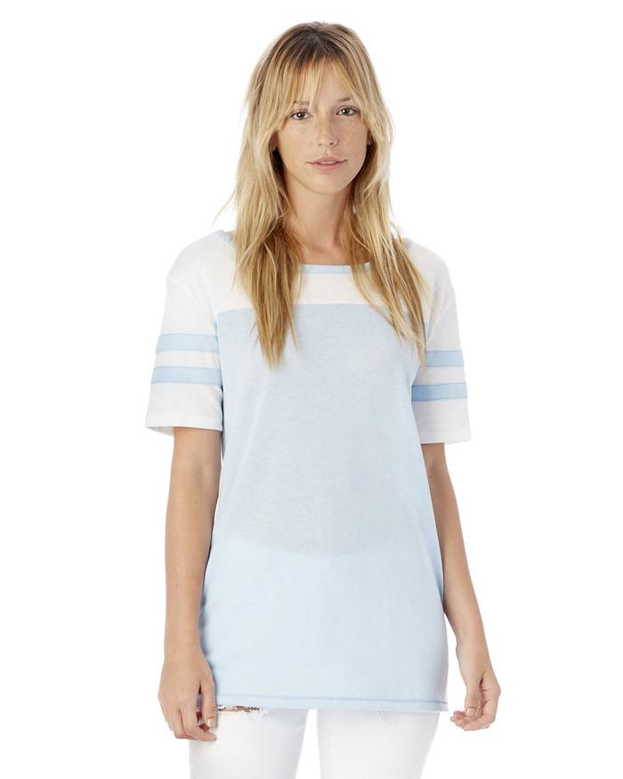 Alternative Ladies' Stadium Vintage Jersey T-Shirt