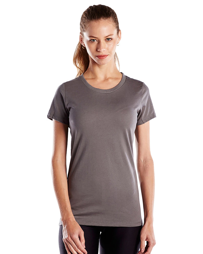 US Blanks Ladies' Made in USA Short Sleeve Crew T-Shirt
