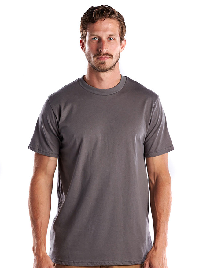 US Blanks Men's Made in USA Short Sleeve Crew T-Shirt