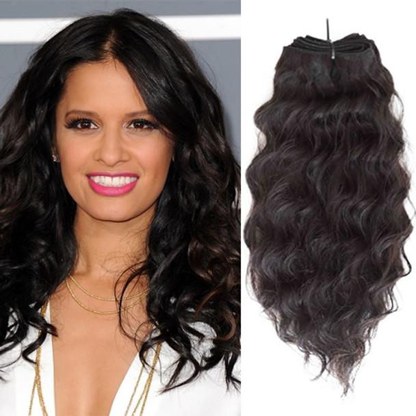 14 Inches Wavy Virgin Peruvian Hair