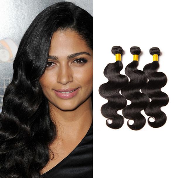 3 Bundles Body Wave Virgin Peruvian Hair