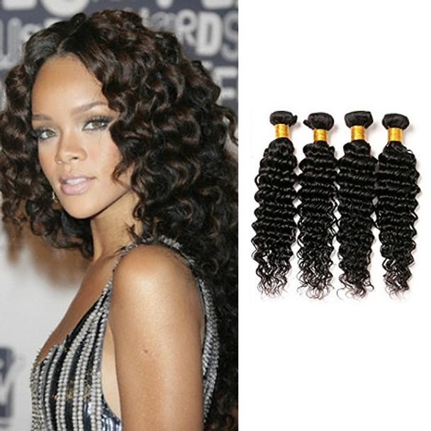 4 Bundles Wavy Virgin Peruvian Hair
