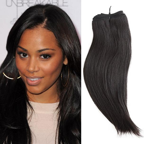 12 Inches Straight Virgin Brazilian Hair