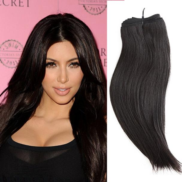 14 Inches Straight Virgin Brazilian Hair