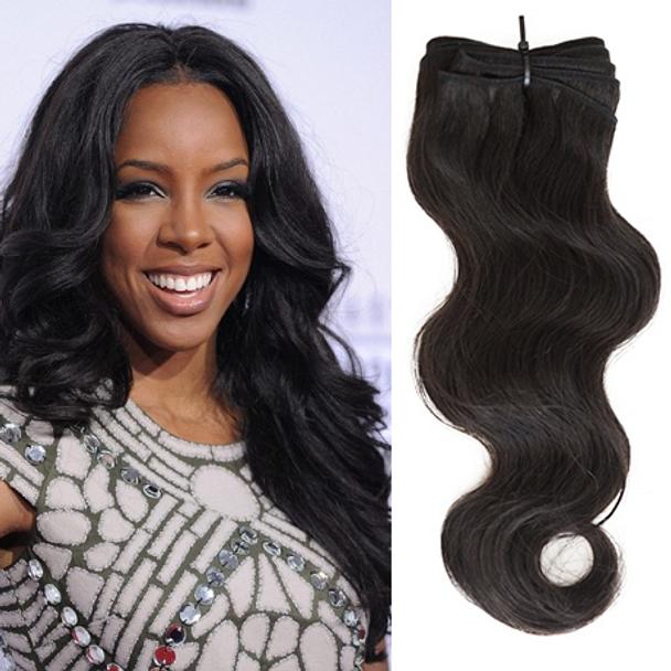 18 Inches Body Wave Virgin Peruvian Hair