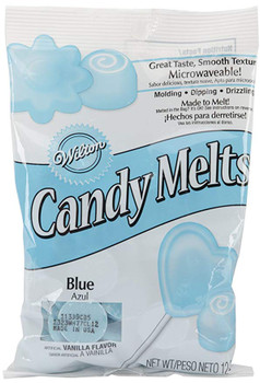 Wilton Blue Candy Melts, 12-Ounce