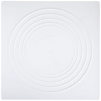 Wilton Decorator Preferred Square Separator Plate for Cakes - 16 inches