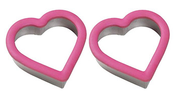 "Wilton Comfort-Grip Cookie Cutter: 4"" Heart (2)"