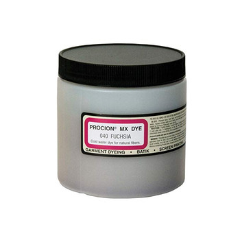 Jacquard Procion Mx Dye Fuchsia 8Oz