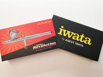 Iwata-Medea Revolution HP CR Packaging