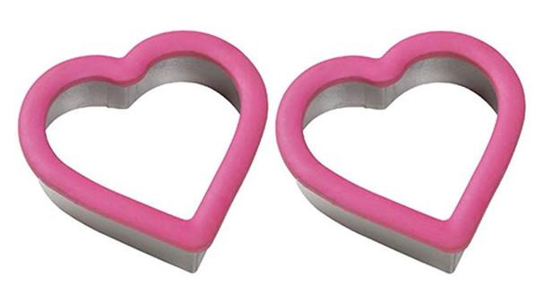 "Wilton Comfort-Grip Cookie Cutter: 4"" Heart (2)"