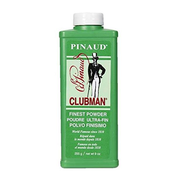 Clubman Pinaud Finest Talc Powder, Flesh - 9 oz
