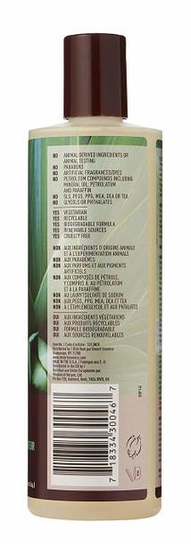 Desert Essence Tea Tree Daily Replenishing Shampoo, Lavender Oil - 12.9 oz (2 pack)