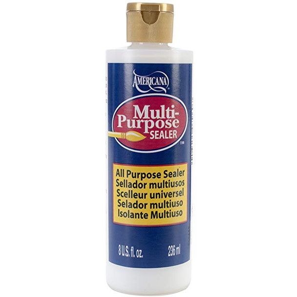 DecoArt DS17-9 Dads17-9 Multi Purpose Primer & Sealer 8 Oz