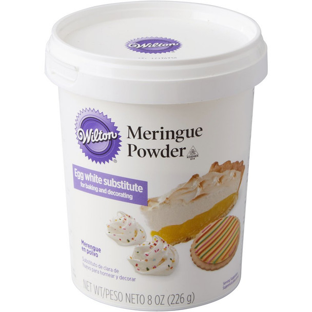 Wilton Meringue Powder, 16 oz Can
