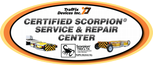 TraffFix Certified Scorpion Service and Repair Center