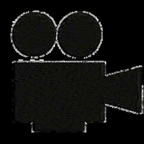 Cinema Camera2 Embroidered Download
