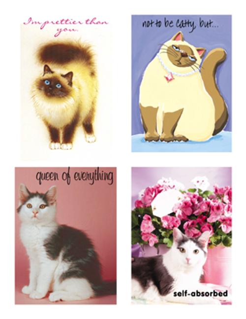 Cats Fridge Magnets Digital Downloads