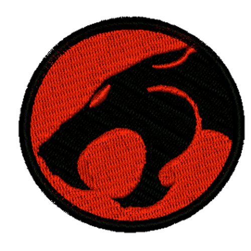 Thunder Cats Embroidered Patch