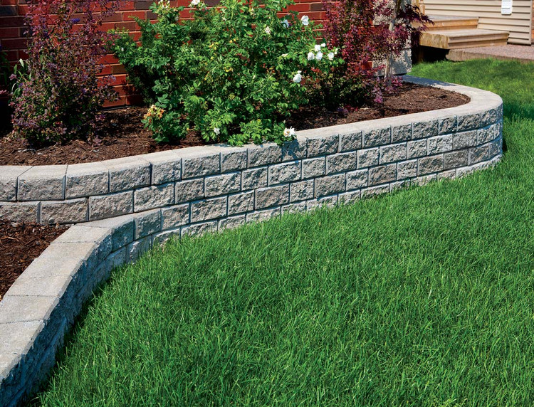 Stackstone Retaining Wall